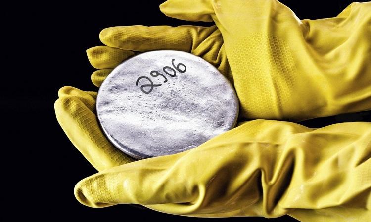 Uranium rất khó khai thác từ nước biển. Ảnh: Shutterstock.
