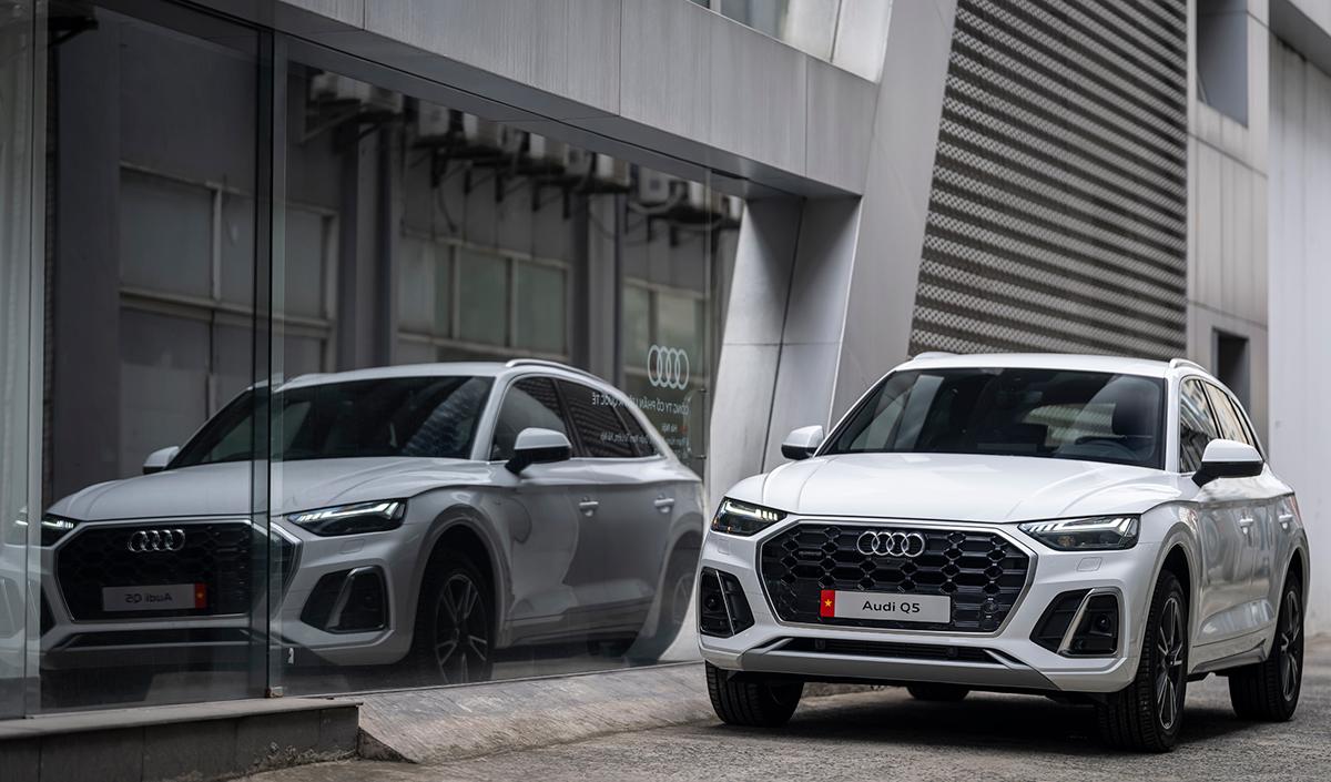 Q5 phiên bản mới ra mắt thị trường Việt Nam từ 18/5. Ảnh: Audi