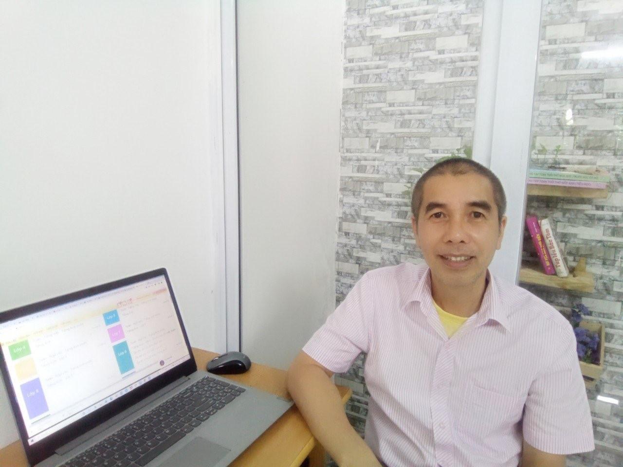 Phó giáo sư, Tiến sĩ Phạm Thọ Hoàn chia sẻ, để việc thi trực tuyến cấp trường hiệu quả cần chọn hệ thống đáp ứng yêu cầu thi trắc nghiệm lẫn tự luận.