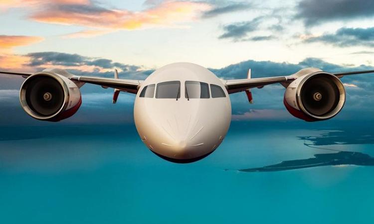 Nhựa có thể được chuyển đổi thành các thành phần để sản xuất nhiên liệu máy bay. Ảnh: LeeRosario.