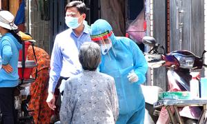 Thêm 2 khu vực bị phong tỏa ở Sài Gòn