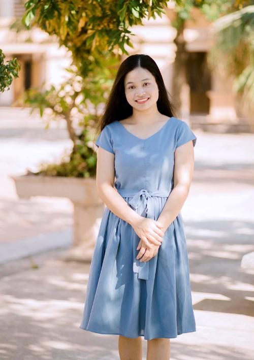 Thạc sĩ Lịch sử Nguyễn Thị Hồng. Ảnh: NVCC.