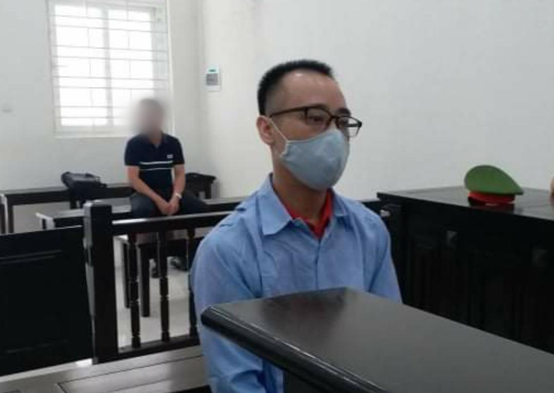 Bị cáo Nguyễn Duy Hưng. Ảnh: Hải Thư