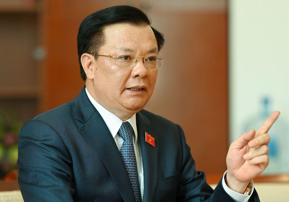 Bí thư Hà Nội Đinh Tiến Dũng: 'Dùng biện pháp mạnh khi dịch bệnh phức tạp hơn'