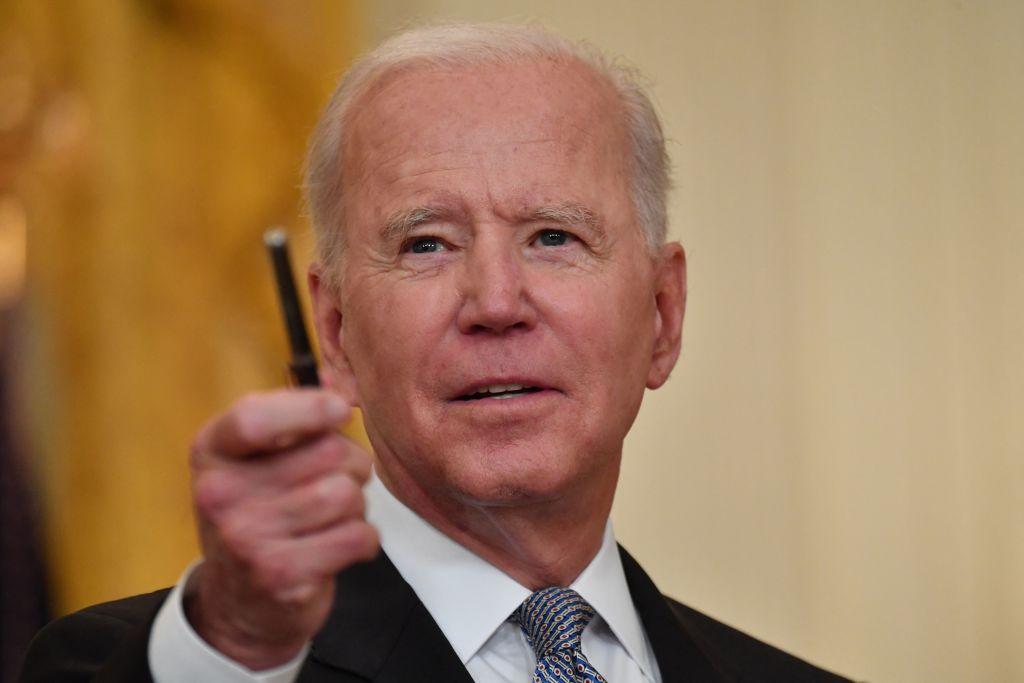 Tổng thống Biden tại Nhà Trắng ngày 17/5. Ảnh: AFP.