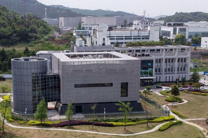 Phòng thí nghiệm thuộc Viện nghiên cứu virus Vũ Hán, tỉnh Hồ Bắc, Trung Quốc. Ảnh: AFP.