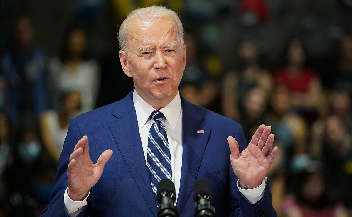 Tổng thống Mỹ Biden tại Virginia ngày 28/5. Ảnh: AFP.