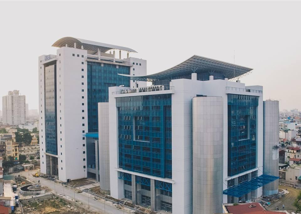 Đại học Kinh tế Quốc dân. Ảnh: Website nhà trường