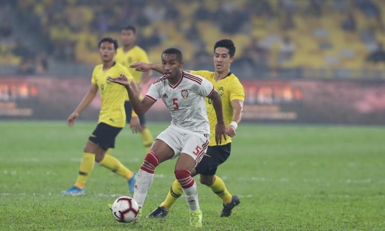 UAE được đánh giá cao hơn khi tái ngộ Malaysia tại Dubai. Ảnh: AFC.