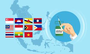 Diễn tiến tiêm vaccine Covid-19 Đông Nam Á