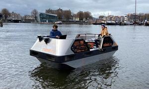 Hà Lan thử nghiệm thuyền điện không người lái