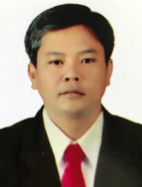 Hình ảnh truy nã của Công an TP HCM. Ảnh: Công an cung cấp.