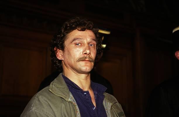 Michel Vaujour năm 1991. Ảnh: Getty Images
