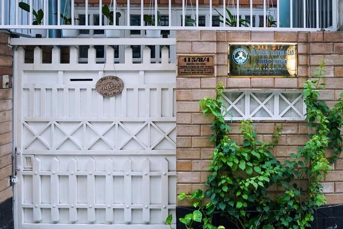 Trụ sở Hội thánh Truyền giáo Phục hưng ở đường Nguyễn Văn Công, quận Gò Vấp. Ảnh: Hữu Khoa.