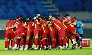 Việt Nam giấu số áo trước trận Indonesia