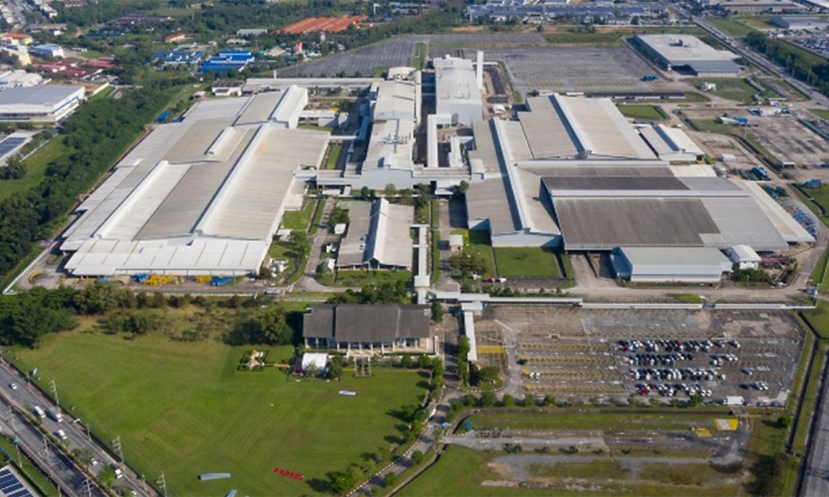 Nhà máy Rayong của Great Wall Motors tại Thái Lan. Ảnh: BangkokPost