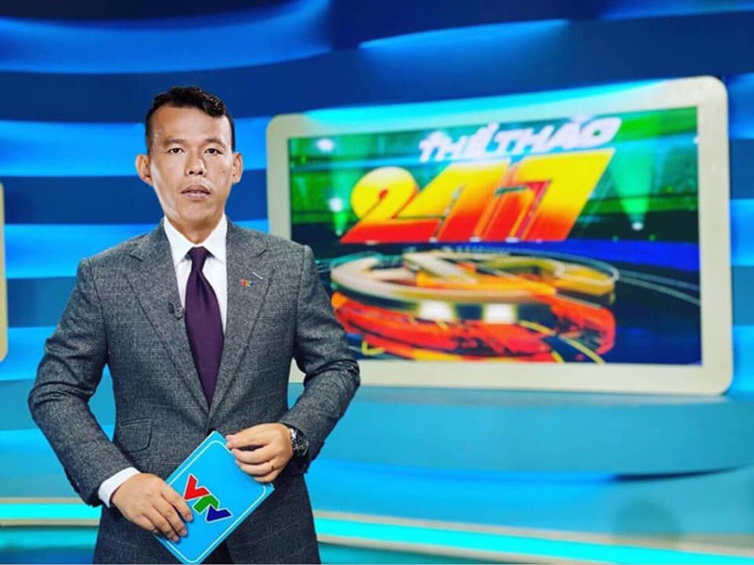 Một cao thủ ảnh chế giúp thủ môn Bùi Tấn Trường chiếm trọn sóng truyền hình luôn.