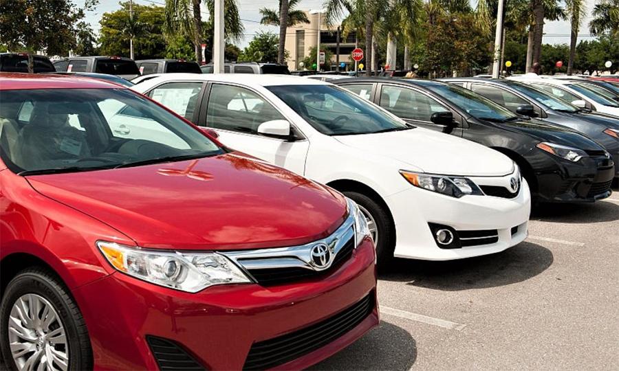 Toyota có kết quả kinh doanh rất tốt trong tháng 5, tăng 47% so với cùng kỳ 2020. Ảnh: WardsAuto