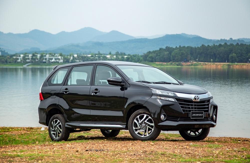 Mẫu Avanza thế hệ mới tại thị trường Việt Nam. Ảnh: Toyota