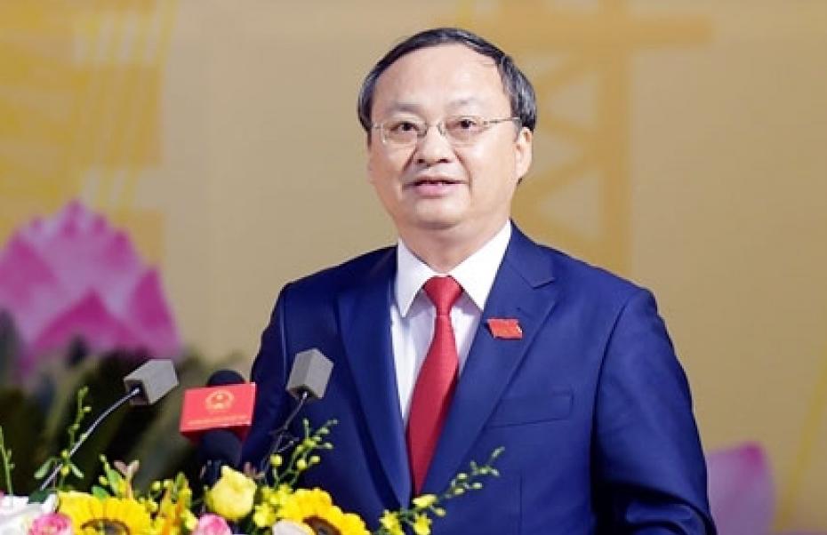 Ông Đỗ Tiến Sỹ được điều động, bổ nhiệm làm Tổng Giám đốc Đài tiếng nói Việt Nam. Ảnh: VOV
