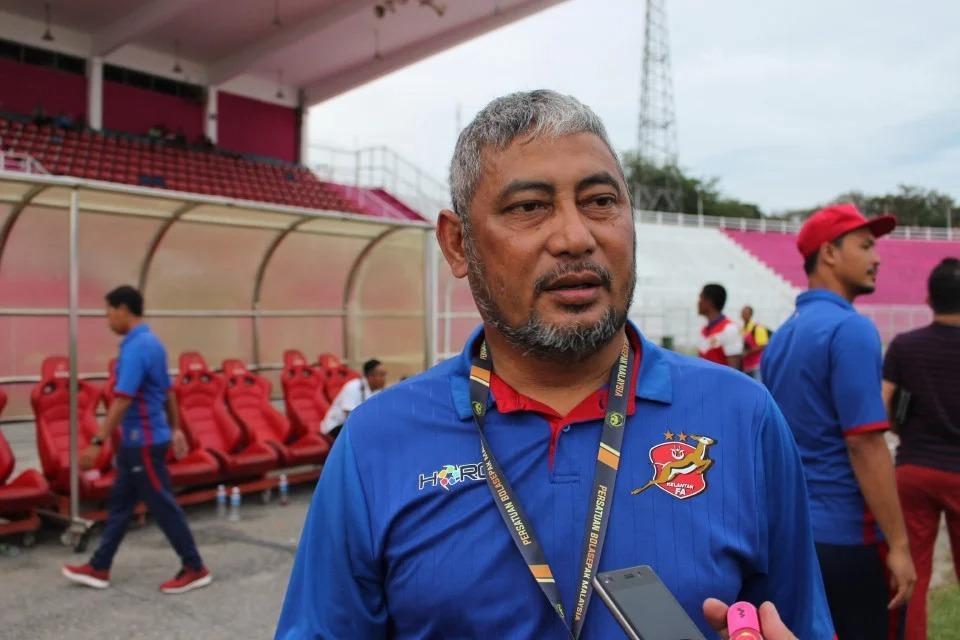 Hashim Mustapha từng cùng tuyển Malaysia đoạt HC Bạc SEA Games 1987 và hai lần là Vua phá lưới giải VĐQG Malaysia trong thập niên 90. Ảnh: Sinar Harian