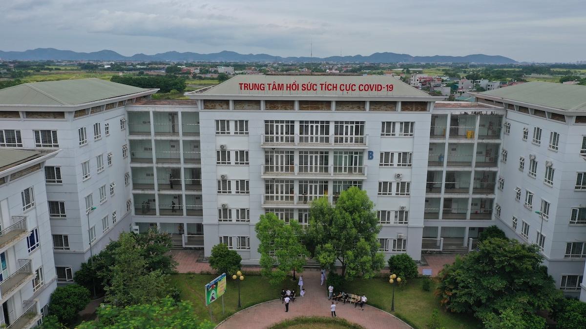 Trung tâm ICU đặt tại BV Tâm thần Bắc Giang do Sun... tài trợ đã đi vào hoạt động từ ngày 5.6