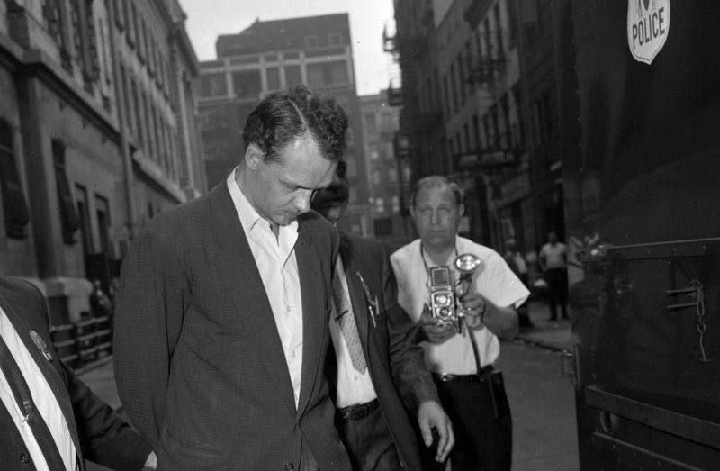 Thủ phạm Charles Edward Terry. Ảnh: New York Daily News.
