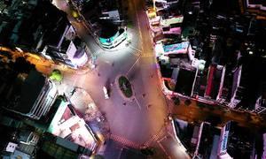 Đêm Sài Gòn trong làn sóng Covid-19