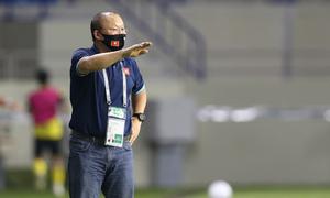 HLV Park bị cấm tiếp xúc với đội tuyển ở trận UAE