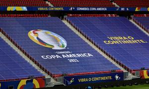 Hỗn loạn đằng sau Copa America tại Brazil