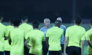 UAE không tập sân chính trước trận Việt Nam