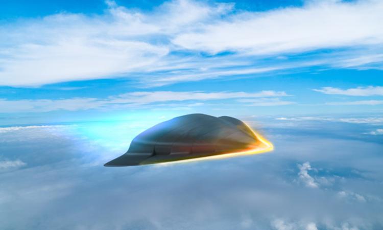 Sc1.5Al0.5W3O12 có thể dùng để chế tạo các thiết bị cho ngành hàng không vũ trụ. Ảnh: Raytheon.