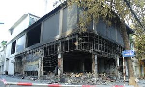 Nhân chứng kể vụ cháy phòng trà khiến 6 người chết
