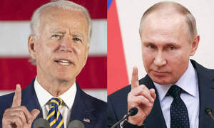 Putin muốn gì từ Biden?