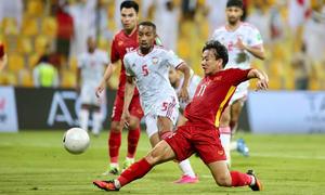 Trần Minh Vương: 'Hòa UAE thì đẹp biết bao'