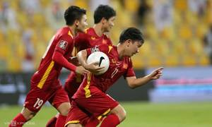 Việt Nam có 4,44% xác suất dự World Cup