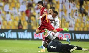 Việt Nam và bài học đáng giá từ trận thua UAE