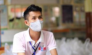Chuyến xe cứu trợ người Sài Gòn của cậu sinh viên miền Tây