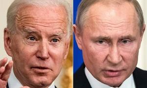Putin trong mắt các tổng thống Mỹ