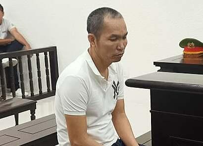 Bị cáo Trịnh Văn Tạc. Ảnh: Hải Thư