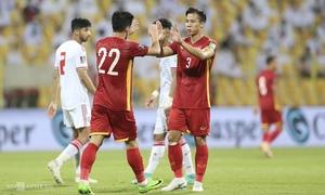 Đội tuyển Việt Nam lập cùng lúc hai cột mốc