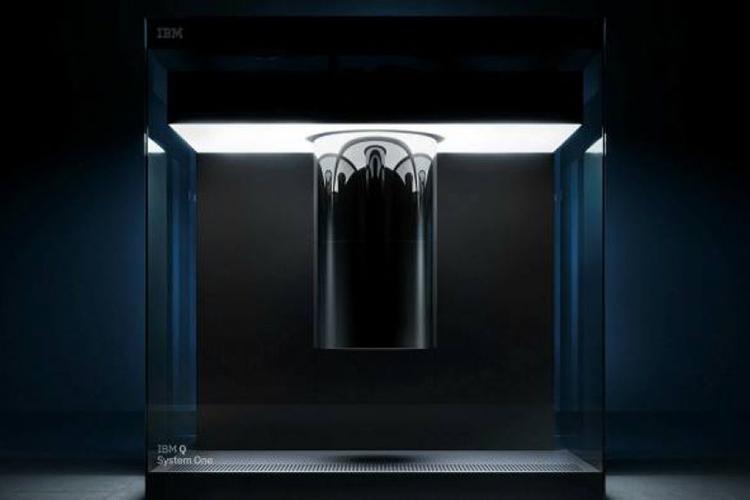 Q System One, máy tính lượng tử đầu tiên của Đức. Ảnh: IBM.