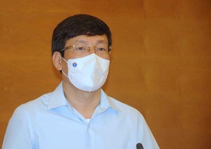 Ông Lê Duy Thành, Chủ tịch UBND tỉnh Vĩnh Phúc. Ảnh: Viết Tuân
