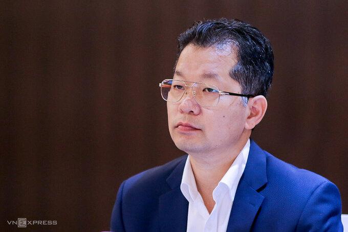 Ông Nguyễn Văn Quảng, Bí thư Thành ủy Đà Nẵng. Ảnh: Nguyễn Đông