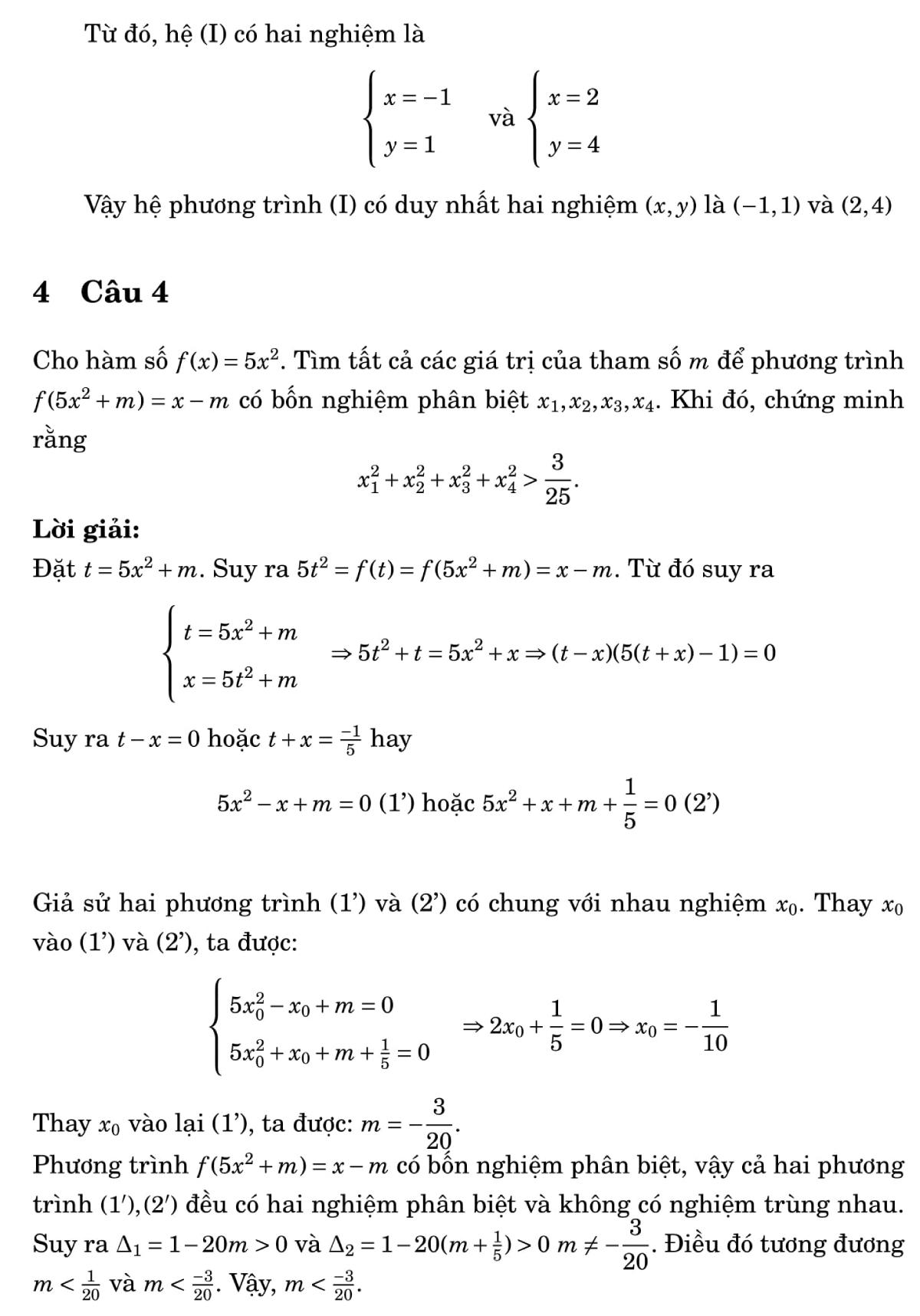 Giải đề Toán chuyên vào lớp 10 ở Đà Nẵng - 5
