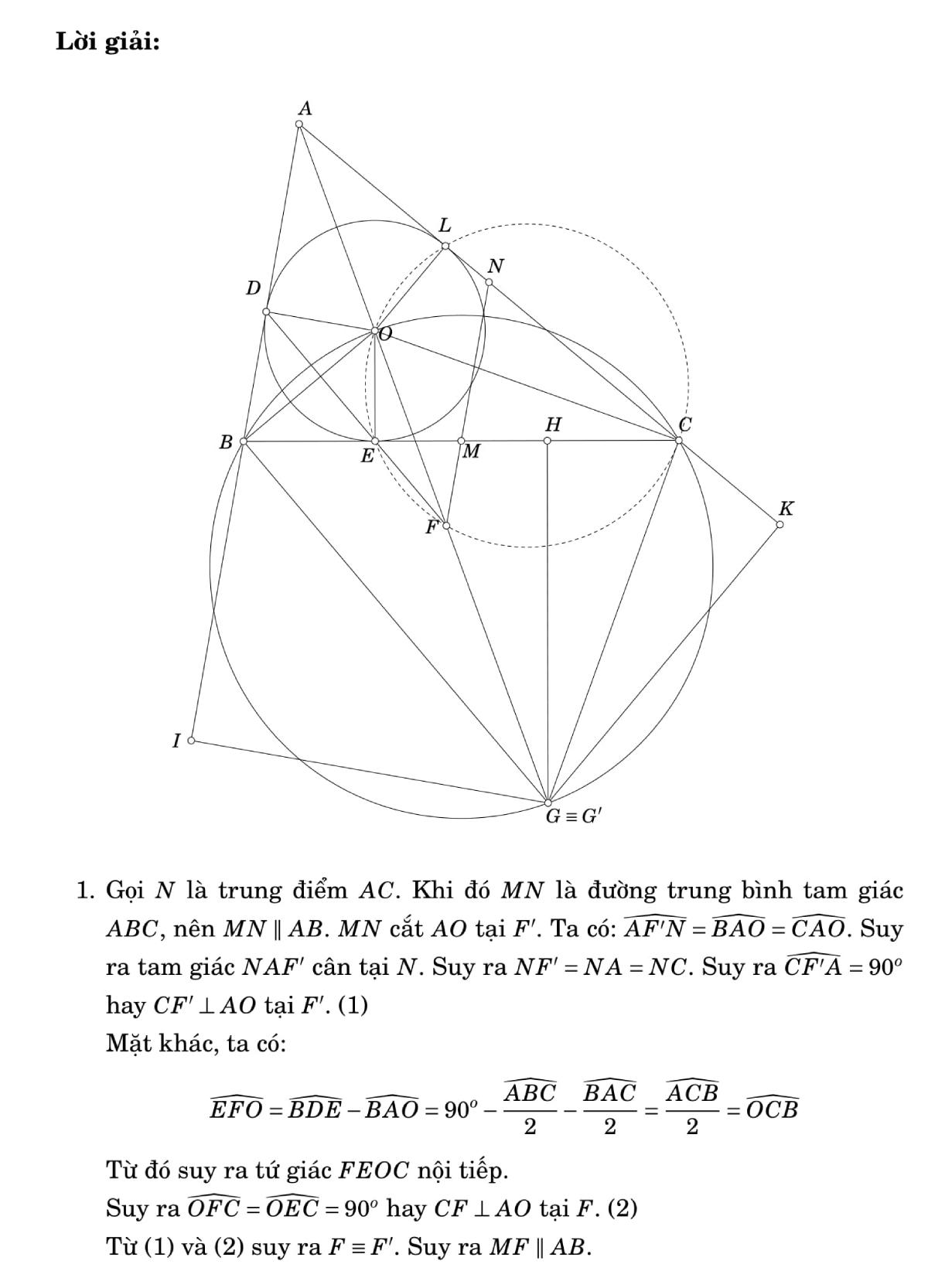 Giải đề Toán chuyên vào lớp 10 ở Đà Nẵng - 8