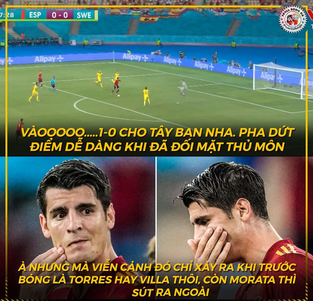 Nếu như Torres hay Villa thì mọi chuyện đã khác.