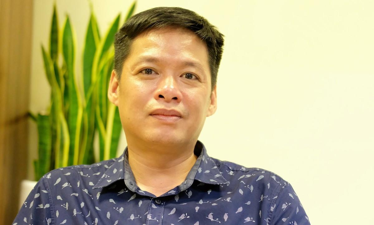 Phó Vụ trưởng Công chức, viên chức Nguyễn Tư Long. Ảnh: Hoàng Thùy