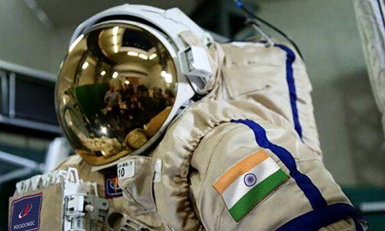 Ấn Độ có thể phóng tàu chở phi hành gia đầu tiên vào vũ trụ năm 2022 hoặc 2023. Ảnh: Roscosmos.