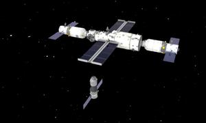 Trung Quốc chuẩn bị tàu vũ trụ chở người dự phòng